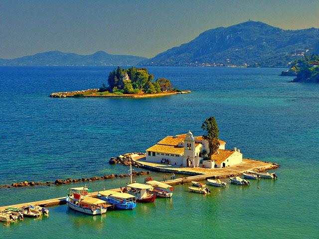 Corfu (Kerkyra)